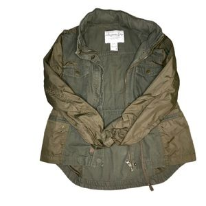 American Rag Women's M Army Green Jacket